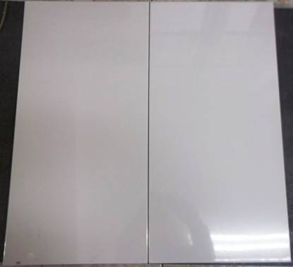 Carrelage blanc brillant 20x20 for Carrelage 80x80 blanc